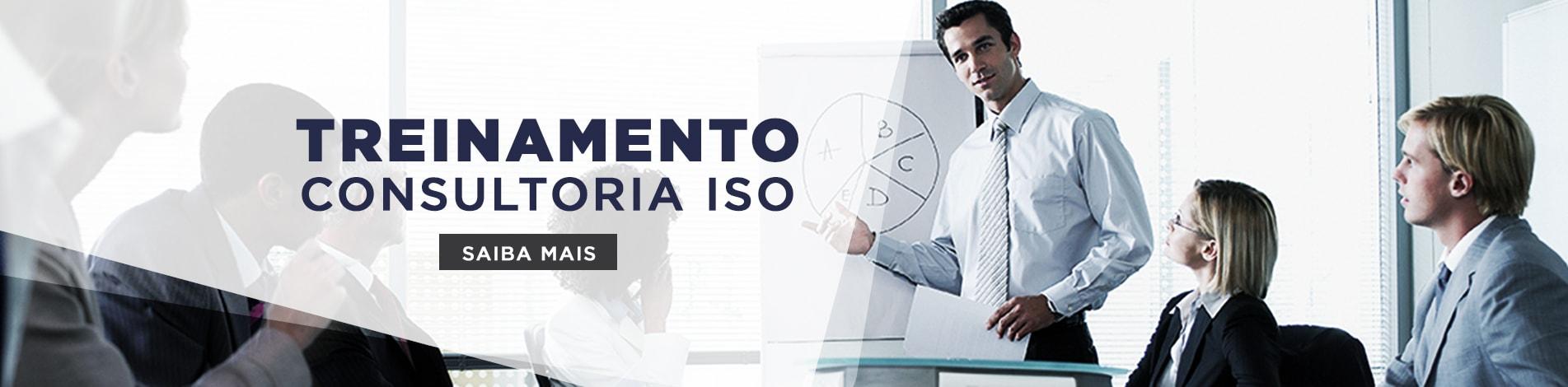 Treinamento Consultoria ISO