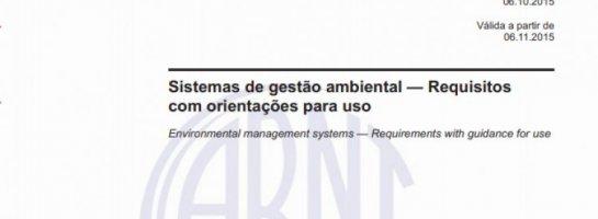 Download norma ISO 14001:2015 PDF gratuito