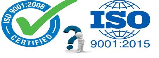 ISO 9001:2015 - sistemas de gestão da qualidade - Requisitos